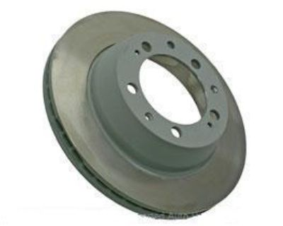 Rear Brake Disc, Porsche, 951.352.041.01, 924/928/944 76-86
