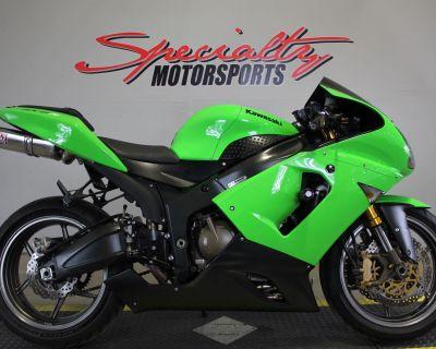 2006 Kawasaki Ninja ZX-6R Supersport Sacramento, CA