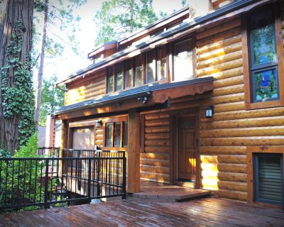 Luxury Cabin Getaway - Lake Arrowhead