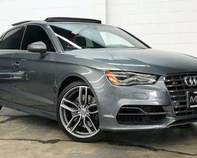 2015 Audi S3 Prestige