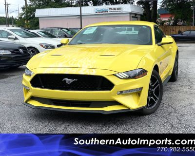 2018 Ford Mustang 2dr Fastback GT Premium