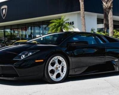 2004 Lamborghini Murcielago Standard