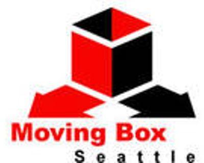 Bellevue (WA) Moving Boxes Seattle Bubble Wrap Packing Supplies