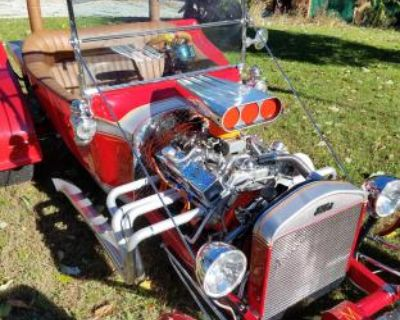 1923 Ford Model T Convertible Restored Roadster T-Bucket