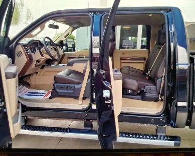 2015 Ford F350 Super Duty Crew Cab King Ranch Pickup