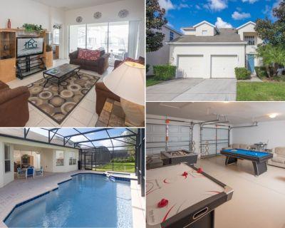 Multi TVs Games Room Pool & Spa Lanai Windsor Hills Resort - Windsor Hills