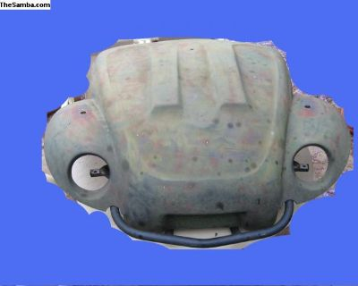 1 piece Baja Bug tilt front end with bumper