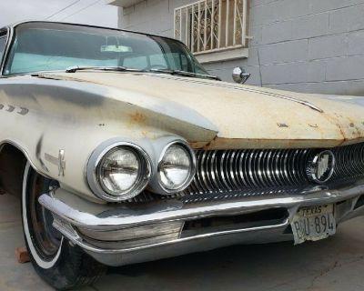 1960 Buick Electra Sedan