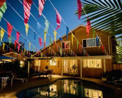 BackYard PoolSide Private Space, San Jose, CA