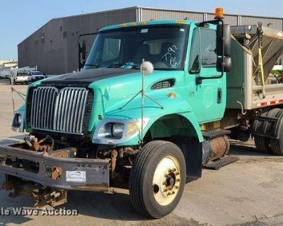 2007 INTERNATIONAL WORKSTAR 7300 Dump Trucks