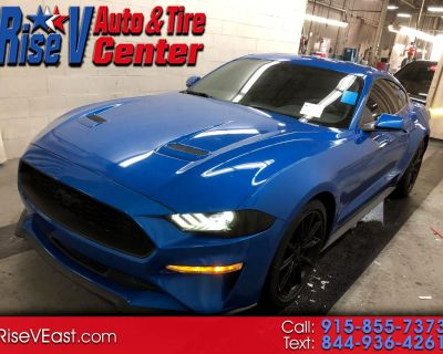 Used 2019 Ford Mustang EcoBoost Coupe