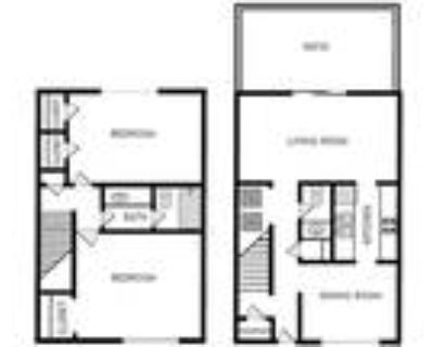 Ascent At Riverdale - THE CHASTAIN: 2 BED, TOWNHOUSE