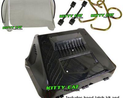 Arctic Cat Kitty Cat Hood Windshield Latch & Hardware Kit Kittycat New!
