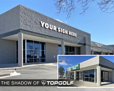 Retail / Industrial Space Available