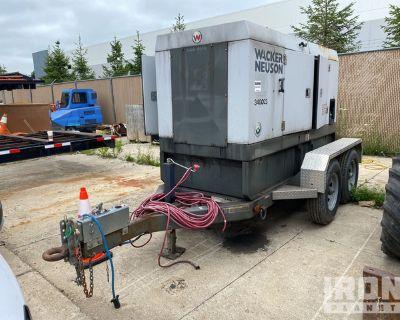Wacker G100 80 kW Mobile Gen Set