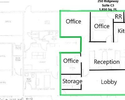 250 Ridgeway - Office Space for Lease