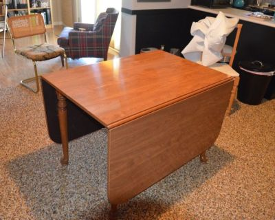 Multi sized Maple table