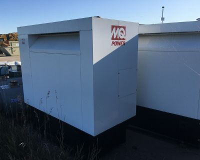 New Surplus MQ 20KW Standby Diesel Generator