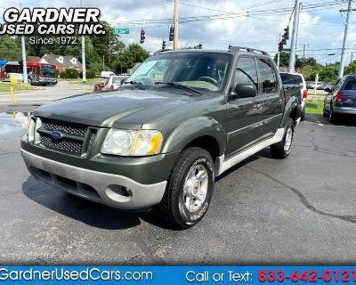 "2003 Ford Explorer Sport Trac 4dr 126"" WB XLT Premium"