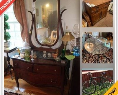 Hingham Downsizing Online Auction - Devon Terrace