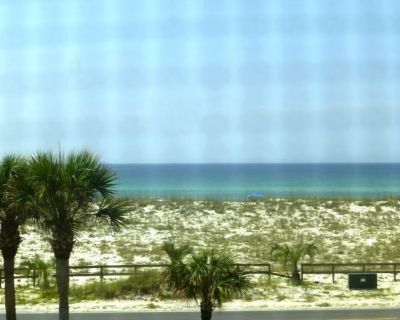 Wow - Water Views Everywhere! 2/2.5 Beachy Classy Townhouse Between Gulf and Bay - Pensacola Beach