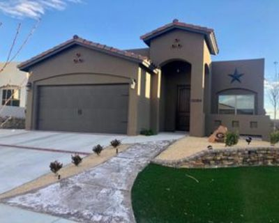 13104 Wesleyan Ave #1, Horizon City, TX 79928 3 Bedroom Apartment