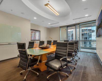 Executive Boardroom w/ a View in Downtown Orlando, Orlando, FL