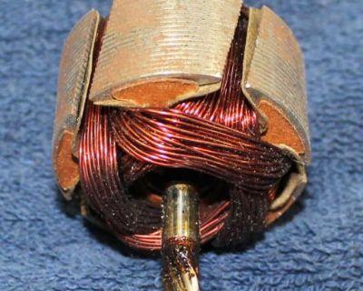 6 to 12 Volt Armature Wiper Motor Conversion