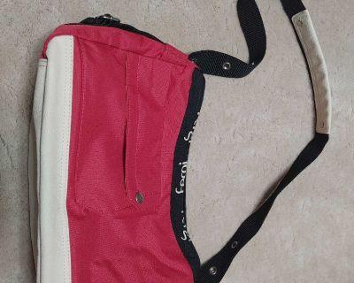 Hand bag (possibly diaper bag)
