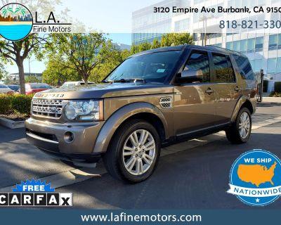 Used 2011 Land Rover LR4 HSE Luxury