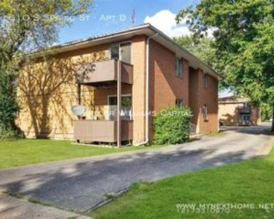 1610 S Spring St #D, Springfield, IL 62704 2 Bedroom Apartment