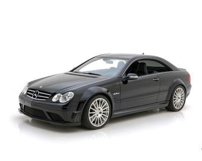 2008 Mercedes-Benz CLK63