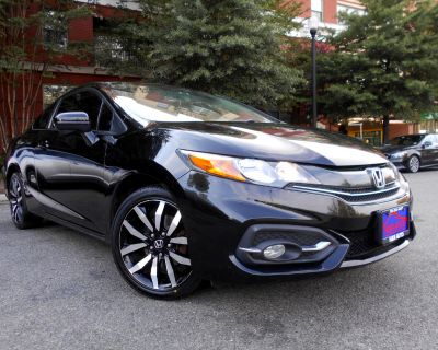 2015 Honda Civic Coupe 2dr CVT EX-L