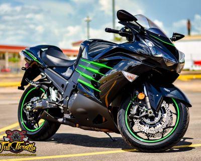 2017 Kawasaki Ninja ZX-14R ABS Supersport Houston, TX