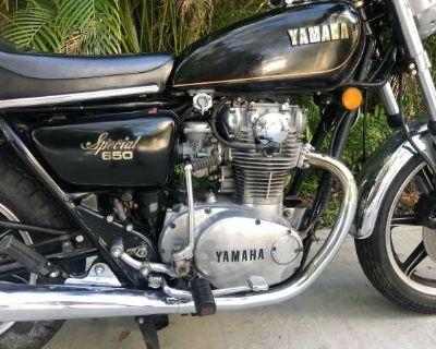 1979 Yamaha XS650 Special