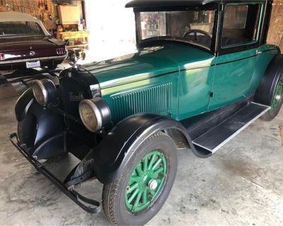 1927 Hupmobile Antique