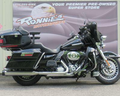 2012 Harley-Davidson Electra Glide Ultra Limited Touring Guilderland, NY