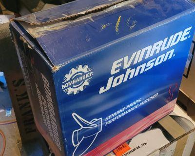 Bombardier/Evinrude/Johnson props