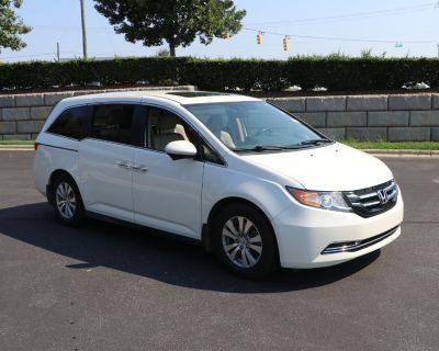 Pre-Owned 2017 Honda Odyssey EX-L