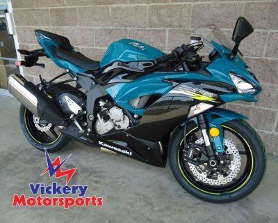 2021 Kawasaki Ninja ZX-6R Supersport Denver, CO