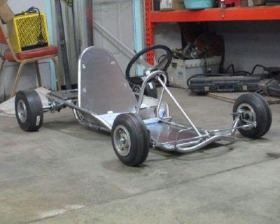 "Vintage Go Kart - 1965 ""Hawthorne"""