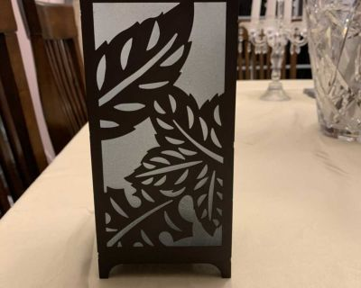 Candle holder ( pier 1 import)