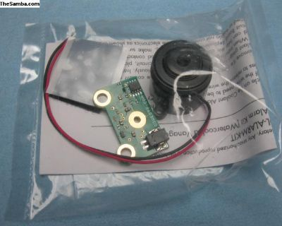 new sealed GoWesty coolant alarm kit