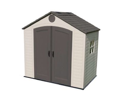 8'x5' outdoor storage shed