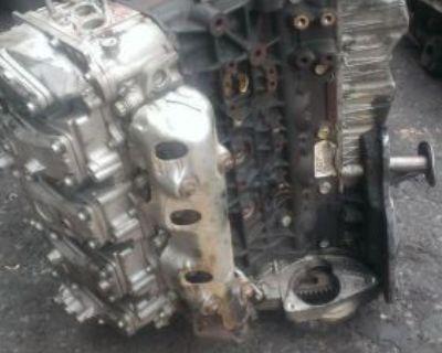 Chevrolet 2012 Duramax Engine Long Block With Pan