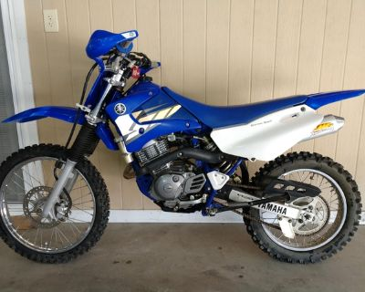 Yamaha TTR 125 2004