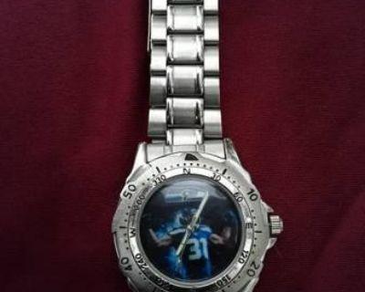 Super Rare, Jam Chancellor Seattle Seahawks Wristwatch