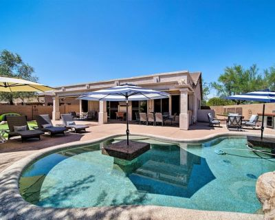 New Listing! Longer Stay Discounts! Pool, Billiards, Putting Green at this Scottsdale Grayhawk House - North Scottsdale