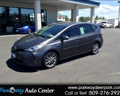 Used 2015 Toyota Prius V 5dr Wgn Five