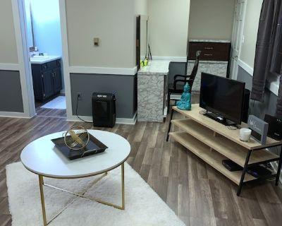 the hair b&b* newly renovated loft, walk 2 Beech Lake, wifi, smart tvs, kitchen - Lexington